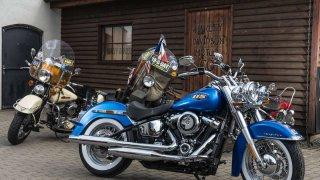 Česko patřilo motocyklům Harley-Davidson