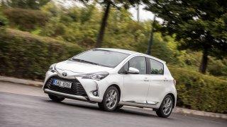 Toyota Yaris 1.5 VVT-iE jízda 2