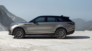 Range Rover Velar je mimořádně pohodlné a výjimečn