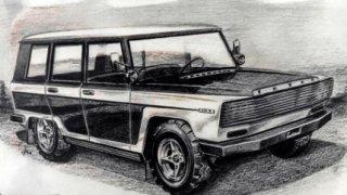 Tatra 613 T měla být Range Roverem z Kopřivnice. Na další velké SUV Česko nakonec čekalo 30 let