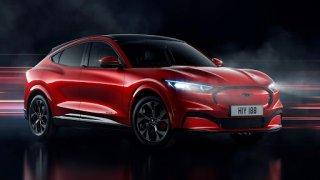 Elektrický Ford Mustang Mach-E si zákazníci mohou po vzoru Tesly vylepšit na dálku
