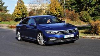 VW Passat (růst z 28. na 13. pozici)
