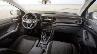 Volkswagen T-Cross interiér 4