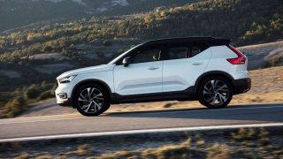 Volvo nabídne XC40 prostřednictvím programu Flexi Care