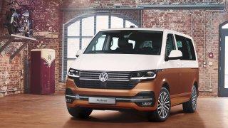 Volkswagen modernizuje řadu T. Premiéru má digitalizovaný model Multivan 6.1.
