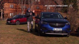 Test plug-in hybridního SUV Opel Grandland X Hybrid4 Ultimate