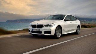 1 597 700 Kč BMW řady 6 GT