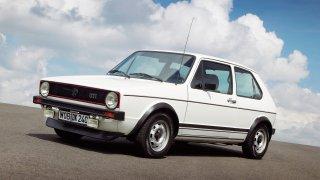 Volkswagen Golf GTI první generace