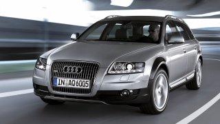 Audi A6 Allroad quattro II