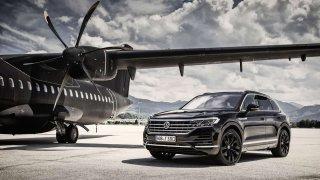 Volkswagen Touareg dostane pod kapotu nové motory