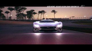 Auto news: Jaguar Vision Grand Turismo SV, Zoox Autonomous Vehicle a VW Mobile Charging Robot