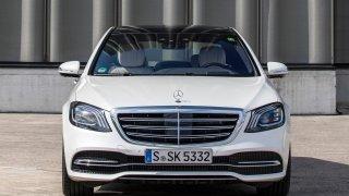 Mercedes třídy S na českém trhu 1