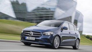 S větším důrazem na sport - nový Mercedes-Benz třídy B