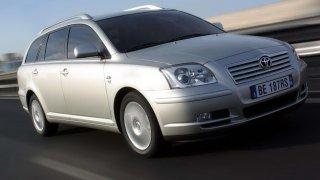 Toyota Avensis (2002-08)