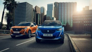 Nový Peugeot 2008 má české ceny. Stojí podobně jako Škoda Kamiq, má ale silnější motor