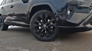 Toyota RAV4 Black Edition.