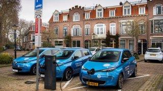Renault nabíjení V2G