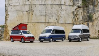 Volkswagen California Family