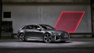 Audi RS 6 Avant je rodinná raketa s 600 koňmi. Prohlédli jsme si ho naživo
