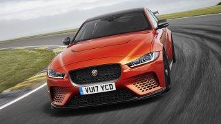 Jaguar Project 8, nejrychlejší šelma.