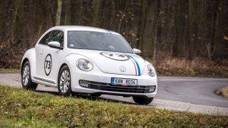Herbie žije! Bazarový Volkswagen Beetle 1.2 TSI