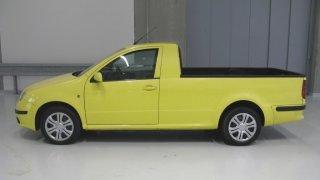 Škoda Fabia Pick-up mohla jít ve stopách užitkové verze favorita a felicie. Zůstalo jen u konceptu