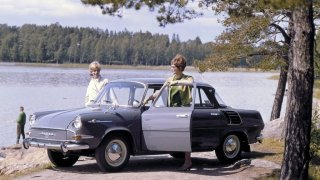 Škoda 1000 MB (1964)