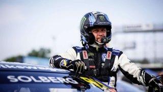 Návrat do WRC se značkou Volkswagen. Petter Solberg bude řídit nové Polo GTI R5.
