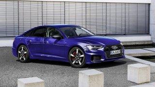 Audi představilo A6 ve verzi 55 TFSI e quattro. Trasu z Prahy do Poděbrad zdolá bez kapky benzínu