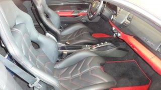 Ferrari 488 GTB interier  4