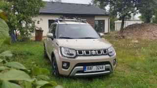 Test inovovaného Suzuki Ignis: Levné mini SUV s pohonem 4x4 jezdí za méně než 5 l benzinu na 100 km