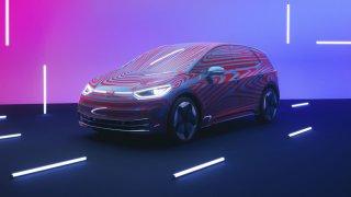 První elektromobil z rodiny VW ID. se jmenuje ID.3