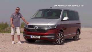 Recenze Volkswagenu Multivan 2.0 TDI