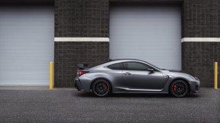 Lexus RC F Track Edition 2019 2