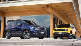 Jeep Renegade pro modelový rok 2019 modernizoval