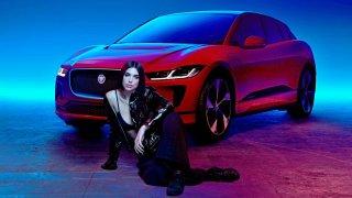 Dua Lipa připravuje nový projekt s Jaguarem