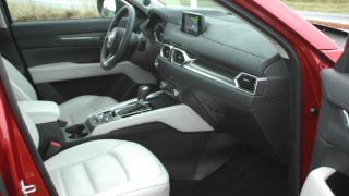 Mazda CX-5 interier 3