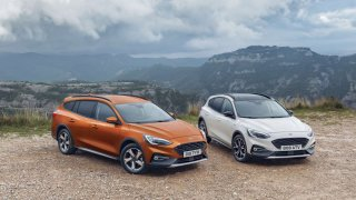 Ford Focus Active se inspiroval u crossoverů