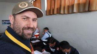 První v cíli na Rallye Dakar? Novináři!