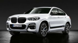 Individualizaci vozů rodiny BMW X zajistí díly M Performance