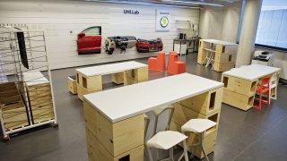 V Liberci byla otevřena sdílená laboratoř UNI.Lab