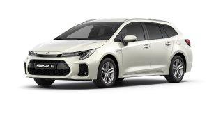 Suzuki Swace je nové kombi pro Evropu. Jde o výsledek spolupráce s Toyotou, takže je to pouze hybrid