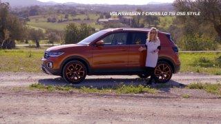 Recenze malého SUV VW T-CROSS