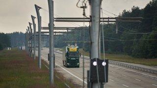 Vozy pro elektrifikované dálnice 3