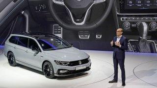 Volkswagen Passat Variant R-Line Edition bude v limitované sérii