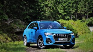 Minitest: Podívejte se na výhody a nevýhody nového Audi Q3 na deseti fotkách