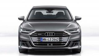 Audi A8 podtrhuje svou dynamiku sportovním paketem pro exteriér a novými sportovními sedadly