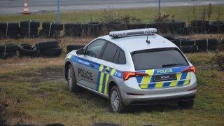 policejní Scaly