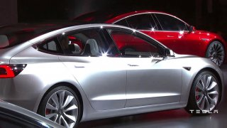 Tesla Model 3 - Obrázek 2