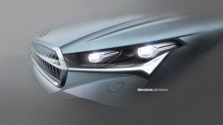 Další střípek do mozaiky: Škoda Enyaq iV ukazuje svoje světlomety